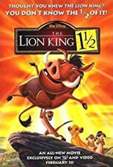 The Lion King 3 Hakuna Matata